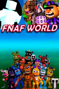 FNAF World скачать торрент