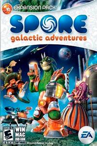 Spore Galactic Adventures RePack Механики скачать торрент