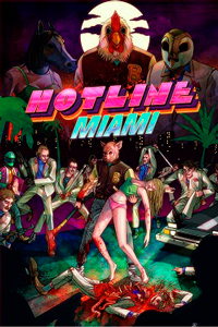 Hotline Miami русская версия Механики скачать торрент