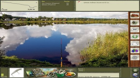 Русская Рыбалка 2 скачать торрент