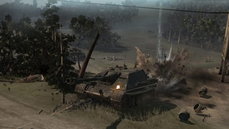 Company of Heroes Opposing Fronts скачать торрент