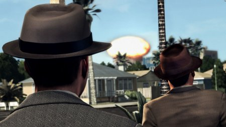 L.A. Noire Механики скачать торрент