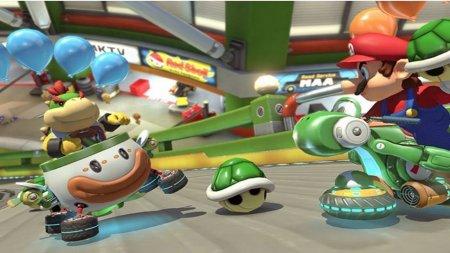 Mario Kart 8 Deluxe скачать торрент