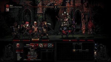 Darkest Dungeon The Crimson Court скачать торрент