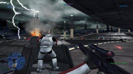 Star Wars Battlefront 1 скачать торрент