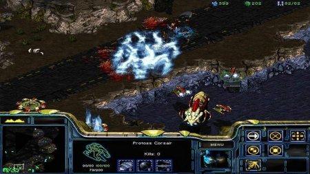 StarCraft Brood War скачать торрент