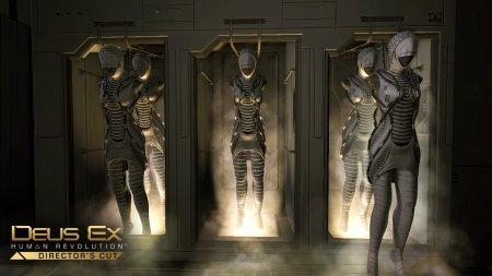 Deus Ex Human Revolution Механики скачать торрент