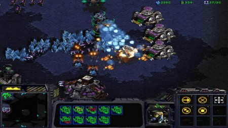 StarCraft 1 скачать торрент