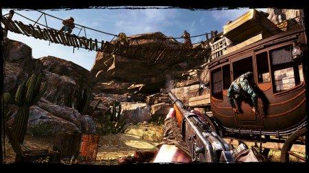 Call of Juarez Gunslinger Механики скачать торрент