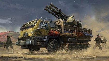 Command Conquer Generals 2 Механики скачать торрент