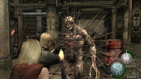 Resident Evil 4 Механики скачать торрент