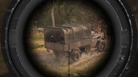 Снайпер Элит 4 Механики скачать торрент