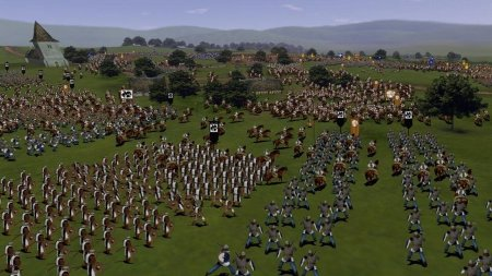 Medieval Total War Viking Invasion скачать торрент