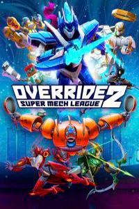Override 2: Super Mech League скачать торрент