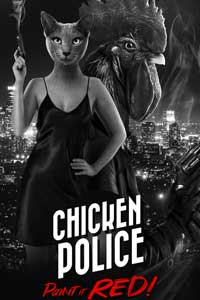 Chicken Police скачать торрент