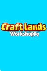 Craftlands Workshoppe скачать торрент