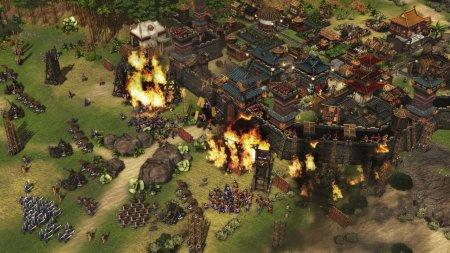 Stronghold: Warlords скачать торрент