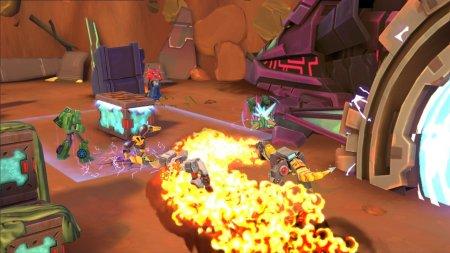 Transformers: Battlegrounds скачать торрент