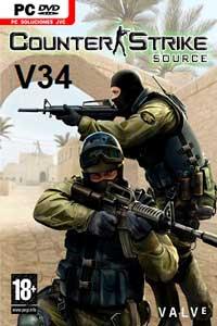 CS Source v34 скачать торрент