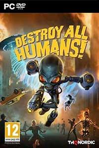 Destroy All Humans! (2020) скачать торрент