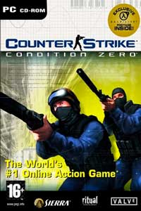 Counter Strike Condition Zero скачать торрент