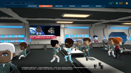 Space Crew (2020) скачать торрент