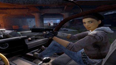 Half-Life 2 Episode Two скачать торрент