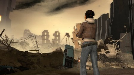 Half-Life 2 Episode One скачать торрент