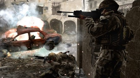 Call of Duty 4 скачать торрент