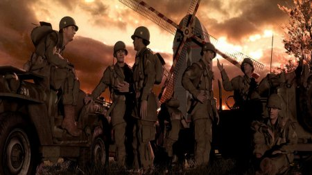 Brothers in Arms: Hell's Highway скачать торрент
