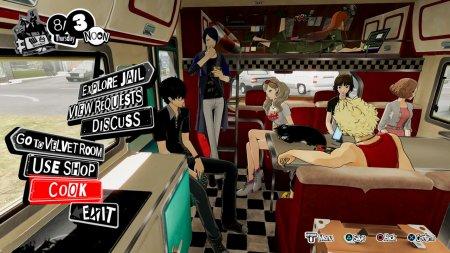 Persona 5 скачать торрент