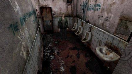 Silent Hill 2 скачать торрент