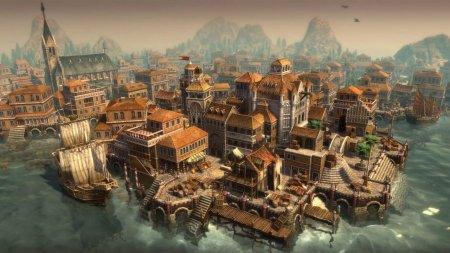 Anno 1404 Venice скачать торрент