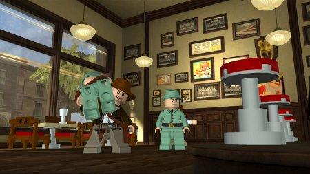 Лего Индиана Джонс 2 скачать торрент