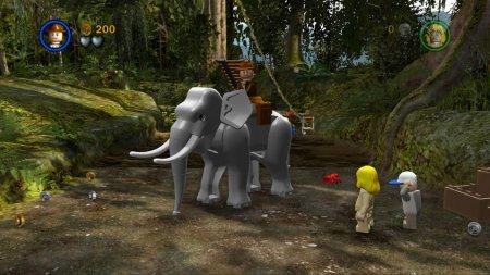 Лего Индиана Джонс скачать торрент