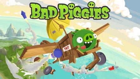 Bad Piggies скачать торрент