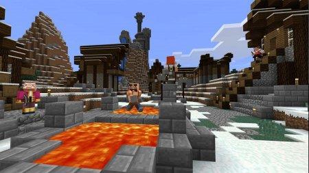 Minecraft Windows 10 Edition скачать торрент