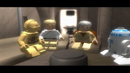 Lego Star Wars 1 скачать торрент