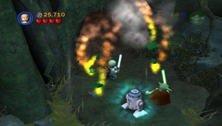 Lego Star Wars 2 скачать торрент