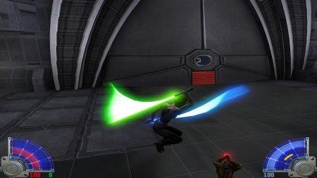 Star Wars Jedi Academy скачать торрент