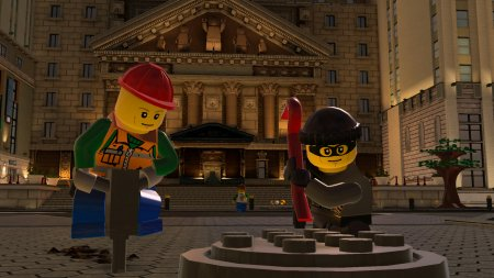 Лего Сити Андерковер скачать торрент