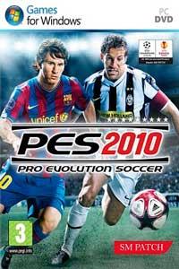 PES 2010 скачать торрент