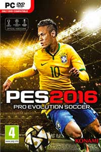 Pro Evolution Soccer 2016 скачать торрент