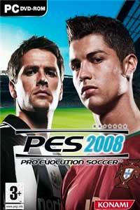 PES 2008 скачать торрент