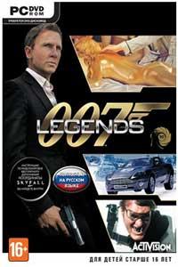 007 Legends скачать торрент