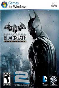 Batman: Arkham Origins Blackgate скачать торрент