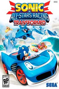 Sonic & All-Stars Racing Transformed скачать торрент