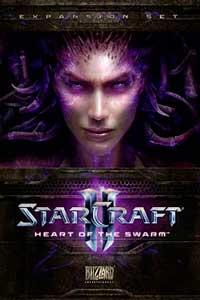StarCraft 2: Heart of the Swarm скачать торрент