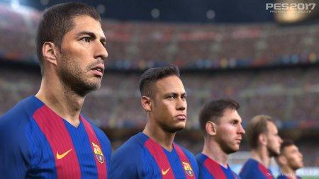 Pro Evolution Soccer 2017 скачать торрент