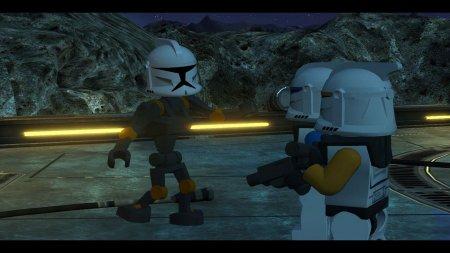 Лего Звездные войны 3 скачать торрент